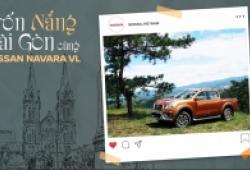 Trốn nắng Sài Gòn cùng Nissan Navara VL