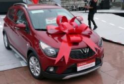 Ưu đãi lớn cho khách hàng khi mua xe VinFast