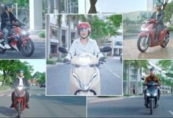 """Vì sao xe máy """"được nhận diện"""" sẽ tăng tính an toàn ?"""