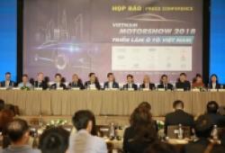 Vietnam Motor Show 2018: Quy mô lớn, thu hút 17 thương hiệu ô tô danh tiếng tham gia