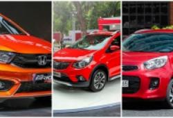 Vinfast Fadil, Honda Brio và các xe cùng tầm giá, chọn xe nào?