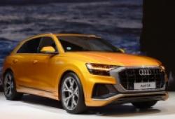 [VMS 2018] Mãn nhãn với SUV Audi Q8 đậm chất công nghệ