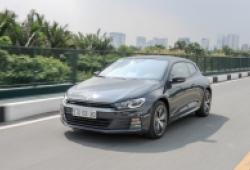 Volkswagen Scirocco GTS: Chiếc hatchback cho cảm giác lái 'cực đoan'