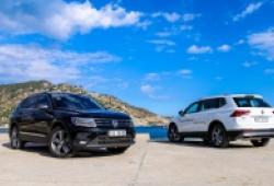Volkswagen Tiguan AllSpace: Chiếc SUV 7 chỗ phù hợp cho gia đình