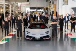 Volkswagen tuyên bố sẽ không bán Lamborghini