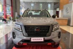 Vừa ra mắt, Nissan Navara 2021 khuyến mãi 10 triệu đồng
