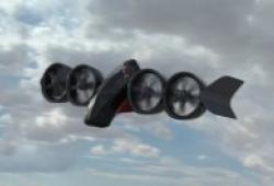 Xe bay WatFly Atlas sẽ ra mắt vào năm sau, với giá hơn 3,5 tỷ đồng
