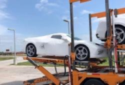 'Xe cơ bắp' Chevrolet Corvette C8 giá 7 tỷ đồng sắp về Việt Nam