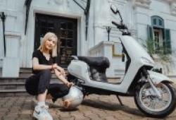 Xe máy điện Yadea BuyE mới: tối giản và hiện đại