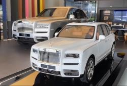 Xe mô hình siêu sang Rolls-Royce Cullinan giá gần 1 tỷ đồng