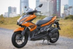 """Yamaha NVX lập kỉ lục 60,2 km/l trong """"Thử thách động cơ Blue Core siêu tiết kiệm nhiên liệu"""""""