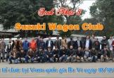 Sinh Nhật 8 SUZUKI WAGON CLUB